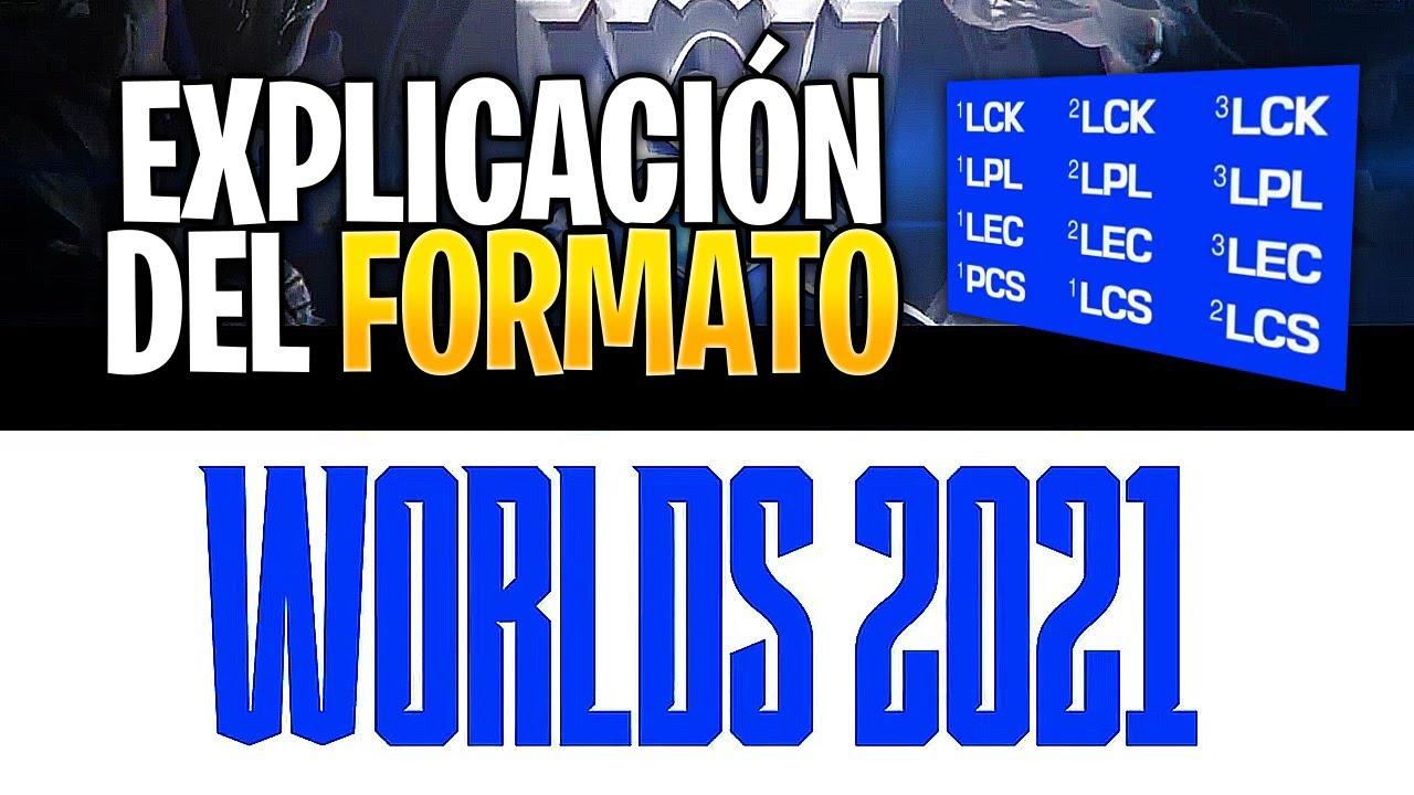 SOLO QUEDAN 20 DÍAS para WORLDS 2021!!   Explicación del formato