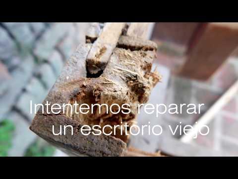 Qué hacer para reparar muebles apolillados