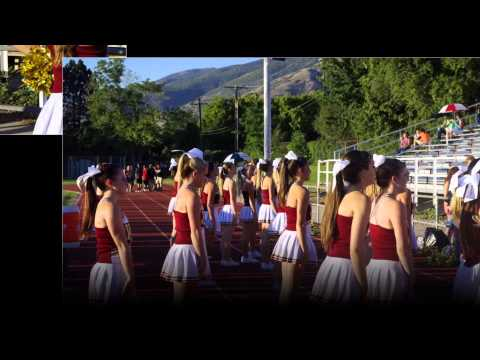 Viewmont HIgh School Cheerleaders 2013-2014