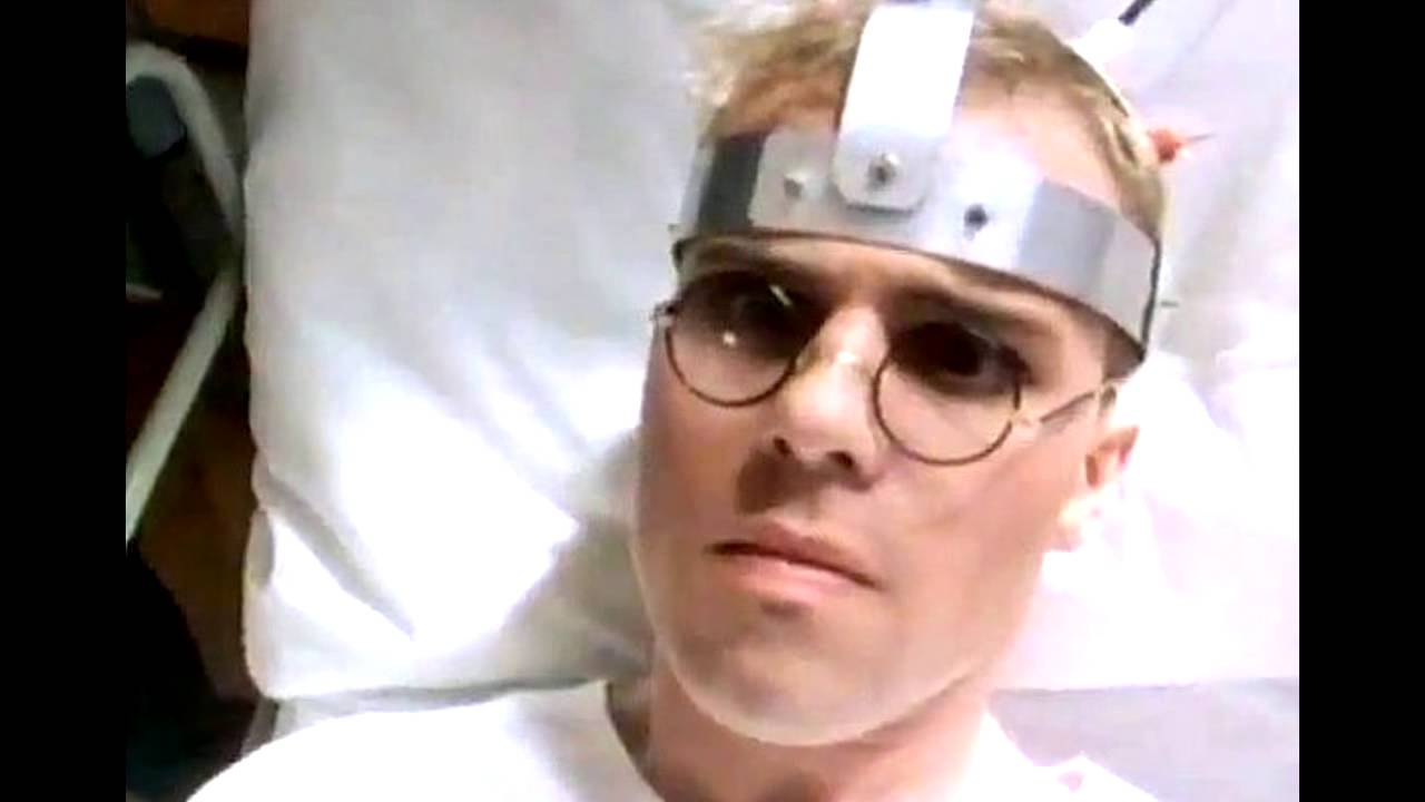 Thomas Dolby She Blinded Me With Science Ultrasound