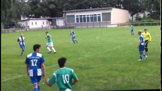 1.Spieltag: BFC Tur Abdin-Lichtenrader BC 1:1 (0:0) 1/2