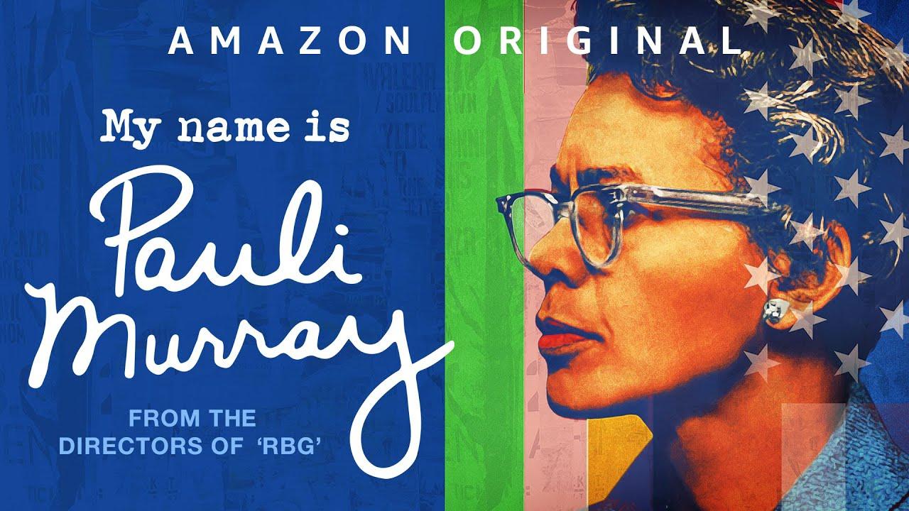 My Name Is Pauli Murray | Prime Video | Teaser