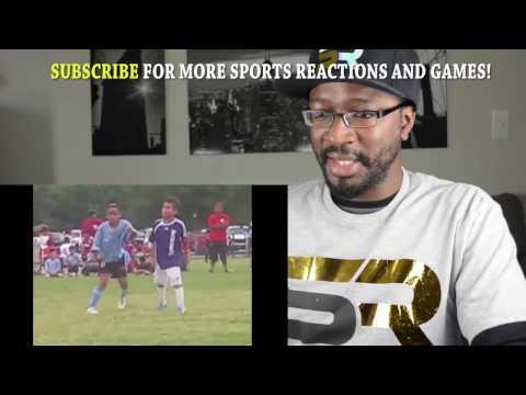 Funny Soccer Kids Fight! REACTION