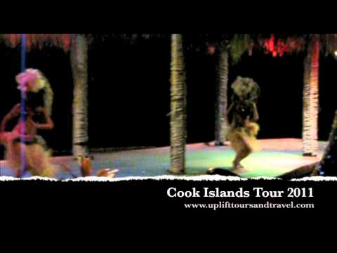 Cook Islands Tours 2011