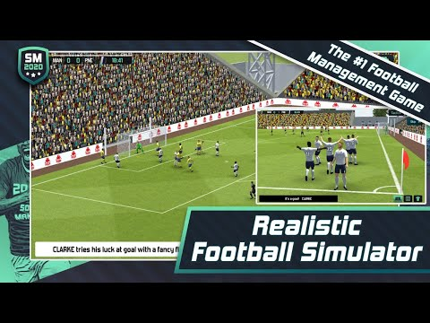 Soccer Manager 2020 - Top Football Management Game Android Gameplay