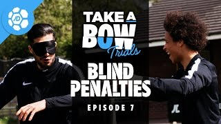 Leroy Sané and Emre Can: Blind Penalties - Take a Bow Trials With Stevo The Madman and Craig Mitch