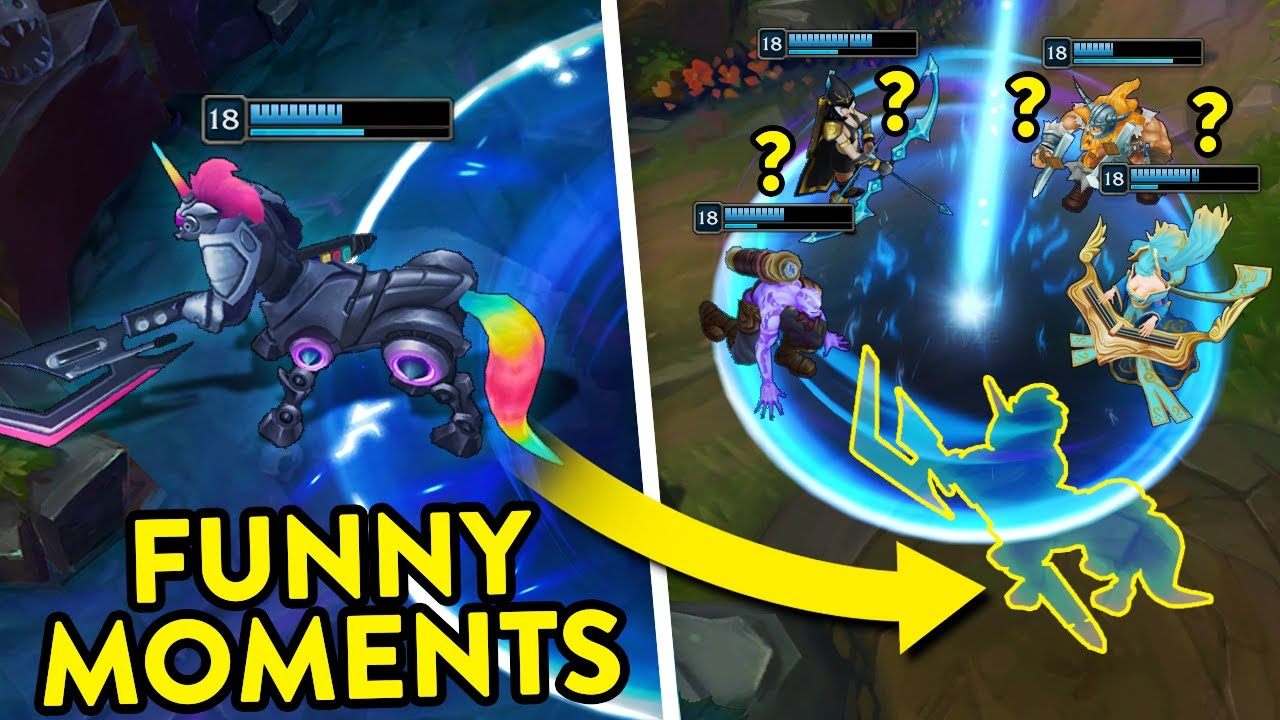 Download TOP 50 FUNNIEST LOL MOMENTS OF 2021!