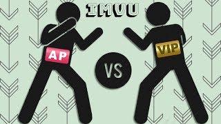 Vip vs. AP   IMVU  