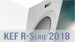 KEF R-Series 2018 - (english/german)