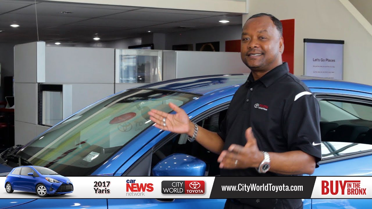 Toyota Dealership Nyc >> 2017 Yaris Car News Review City World Toyota Bronx Nyc New York