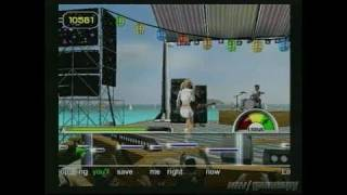 Karaoke Revolution Party GameCube Gameplay