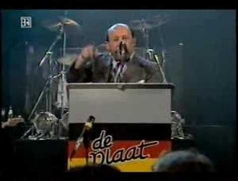 Zeltinger Band - Knochen (1981)