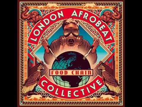 LONDON AFROBEAT COLLECTIVE-Celebrity culture