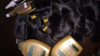 Ali Express Grace Hair Products Unboxing | TellaGlam