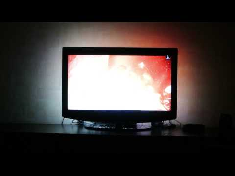 Интерактивная подсветка телевизора