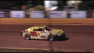 Lavonia Speedway Rookie 4 Feature