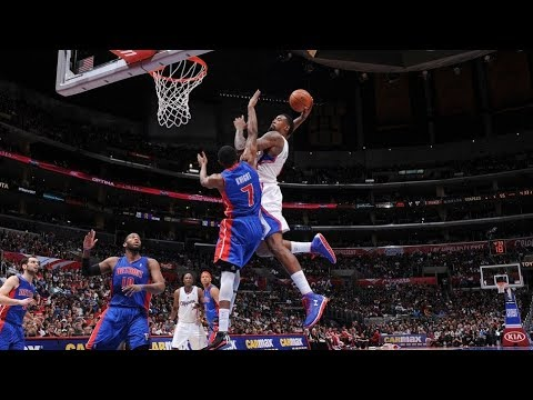 top 10 dunking centers of all time youtube