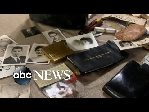 Construction workers in Detroit found a time capsule containing meaningful memories
