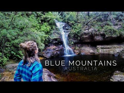 BLUE MOUNTAINS Australia - Three Sisters, Echo Point, Katoomba + More