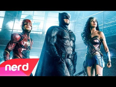 Justice League Song | The League | #NerdOut [Prod. by Chleo]