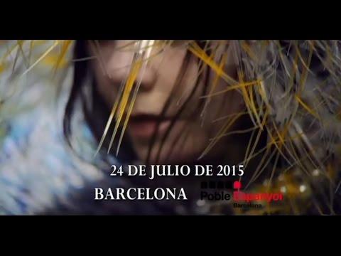 BJORK - Spot viernes 24 de julio Barcelona