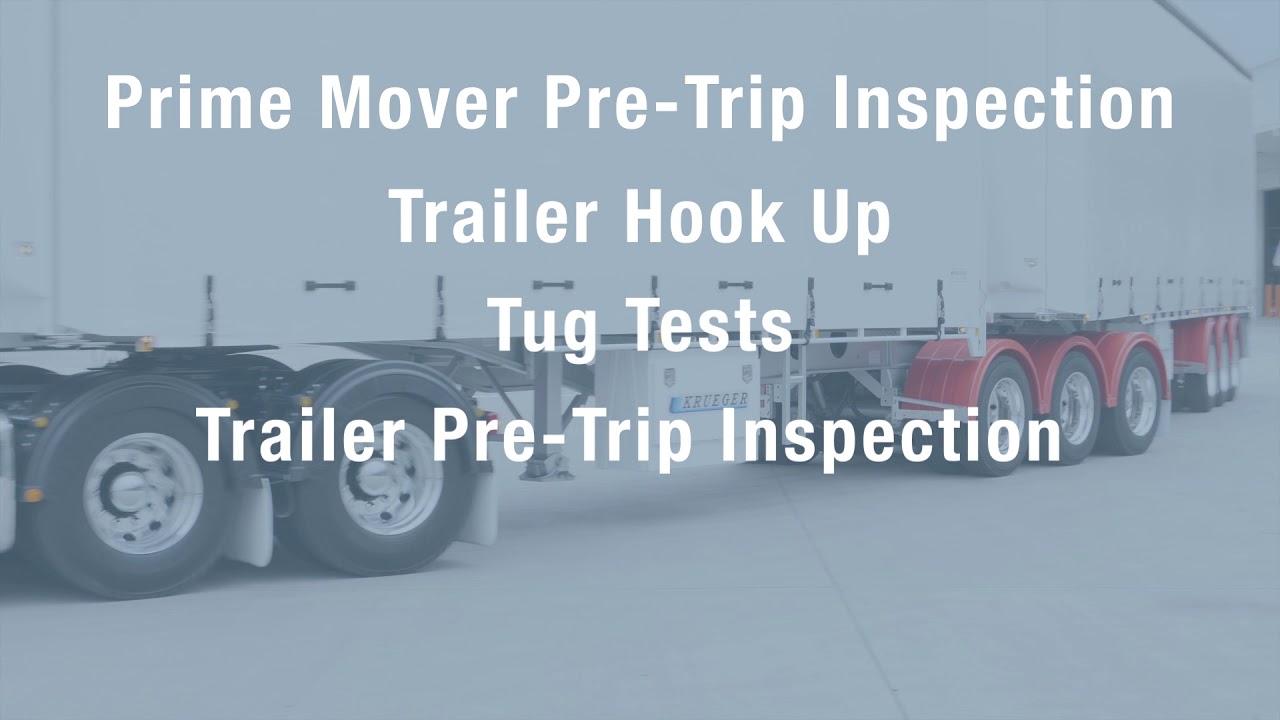 Pre Trip Inspection For Heavy Motor Vehicle Impremedia Net