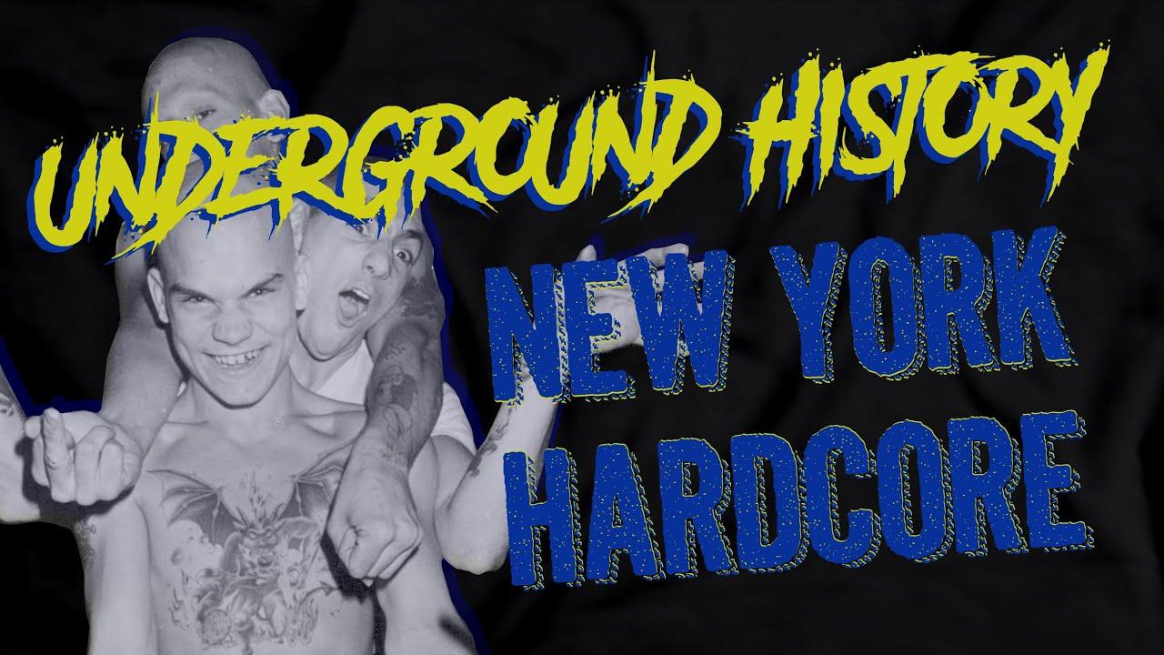 Underground History # 02 | A história da Cena de Hardcore em Nova Iorque.