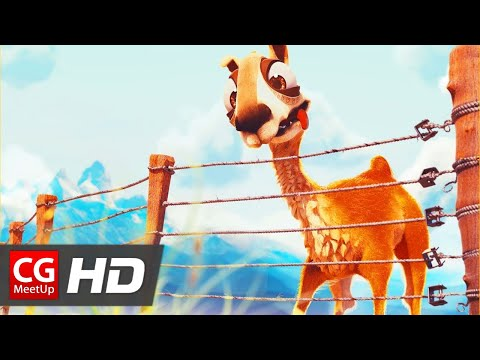 "CGI Animated Short Film ""Caminandes Gran Dillama"" by Blender Animation Studio 