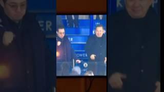 رياضة  بالفيديو.. مشجع يحرج مالك ليستر بعد الفوز على ليفربول