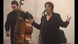 """Lidia Borda y Orquesta El Arranque """"Fruta amarga"""" en vivo en la radio"""