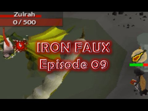 how to make ironman osrs