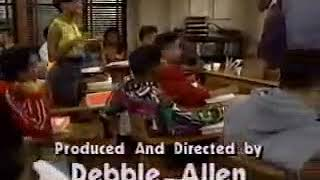 A Different World: 6x04 - Charmaine and Terrell get into a fight in Dwayne's class