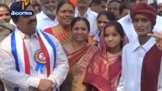 Mahatma Jyotirao Phule   191th Birth Anniversary   Celebrated in Nalgonda District