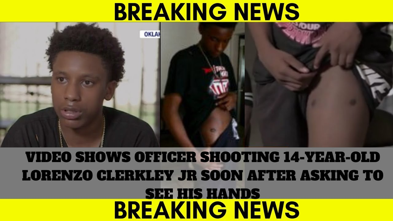 BLACK CHILD IS SHOT WHILE PLAYING WITH A BB BUN, THIS TIME IN OKLAHOMA CITY