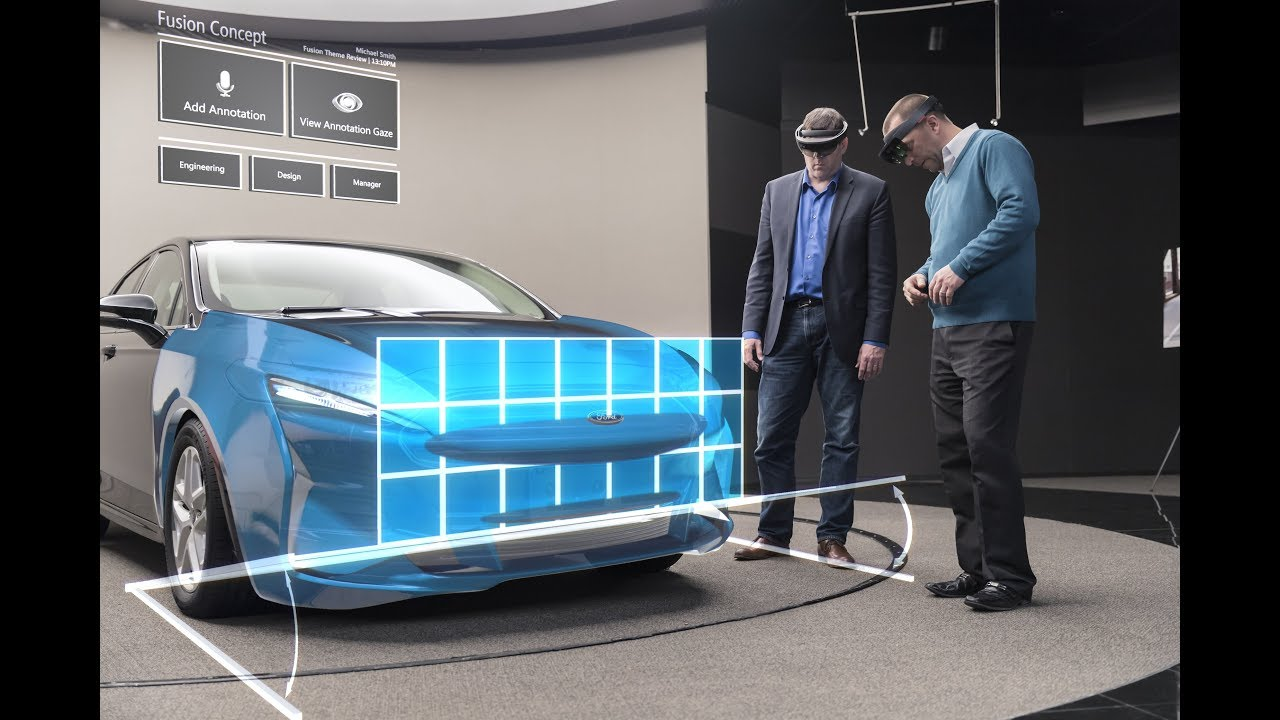 How Does Augmented Reality Affect The Automotive Industry Today Infopulse