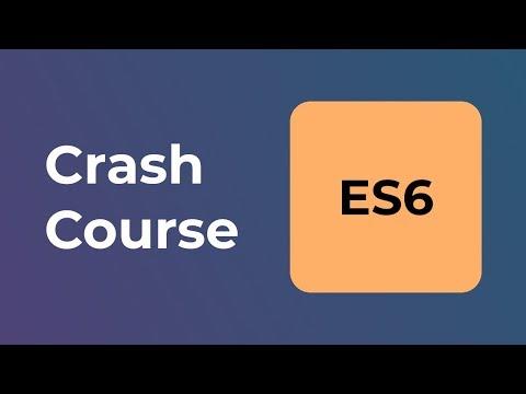 ES6 Javascript Tutorial For Beginners | ES6 Crash Course thumbnail