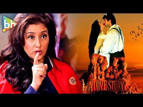 Manisha Koirala OPENS UP About her Classics Dil Se   1942 A Love Story   Shah Rukh Khan