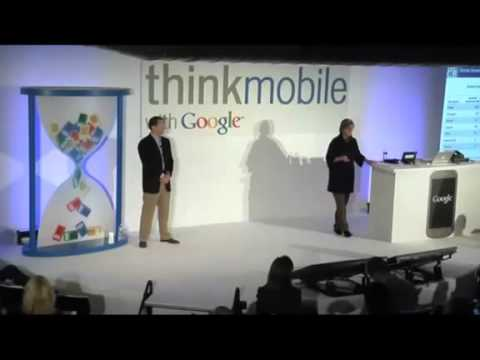 Google's Think Mobile Conference-Mobile Media Marketing