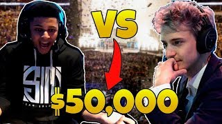 Qualifying for $500,000 Tournament (Xim Apex) // Fortnite