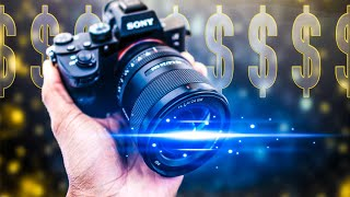 SONY 24MM F1.4 GM | I CANNOT believe I paid this much! Is it worth the Price?