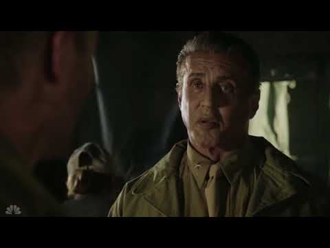 Kevin Getting Fatherly Advice From Sylvester Stallone This Is Us