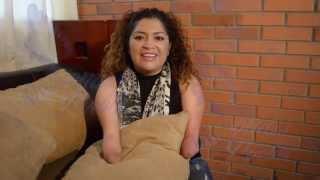 Repeat youtube video Maria del Pilar Muñoz Un Ejemplo de Vida