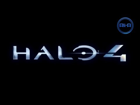 """""""HALO 4"""" Official Trailer - New Halo 4 gameplay footage! (2012)"""