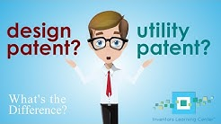 Design Patents & Utility Patents - Learn the Differences Between Design and Utility Patents