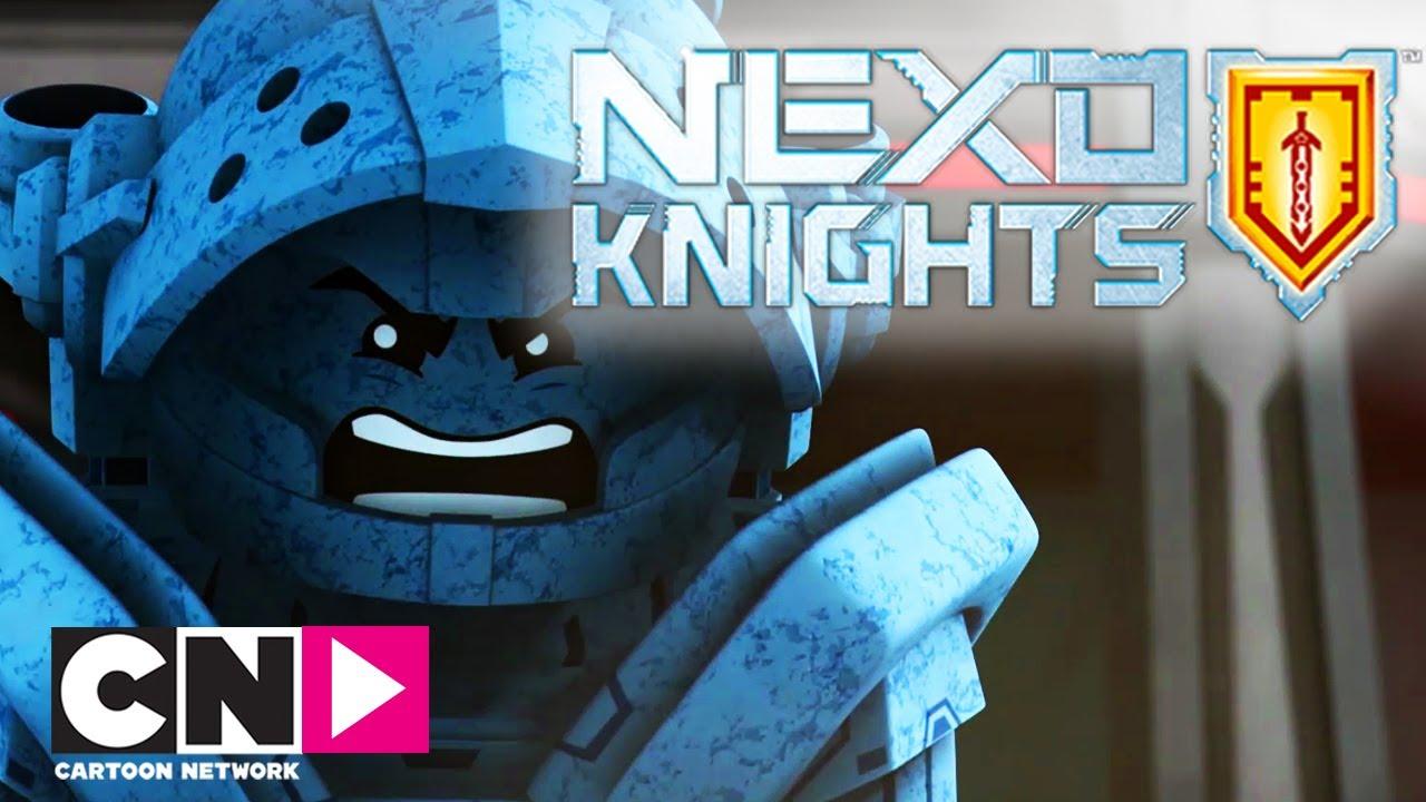 Lego Nexo Knights Ja Szpieg Clay Moorington Cartoon Network