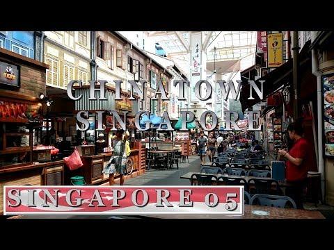 Chinatown - Clarke Quay | Travel in Singapore 2016