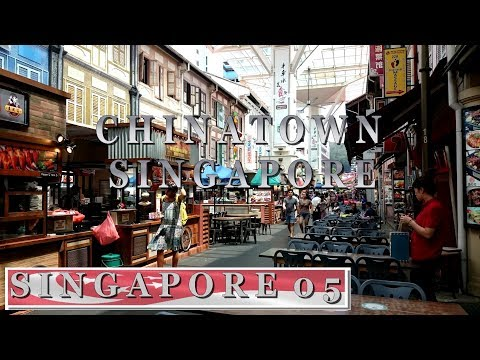 Chinatown – Clarke Quay | Travel in Singapore 2016