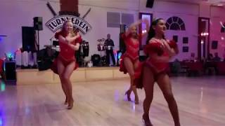 2018 Valentine's Salsa Dance Performance