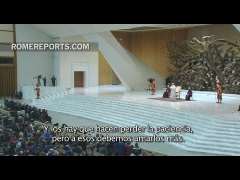 Pope Francis to teachers: If you only love the  well-educated, what merit have you?
