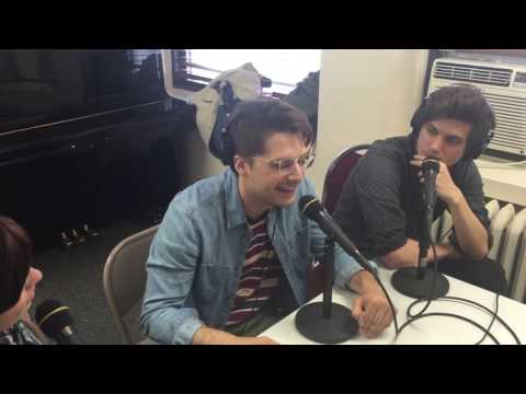 Andy Mientus shares an embarrassing theater moment with us.